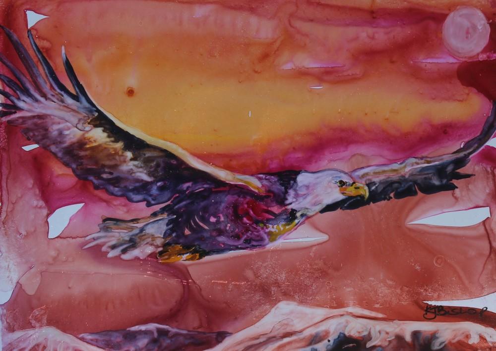 Ts'aak Art | Karen Bishop Artist