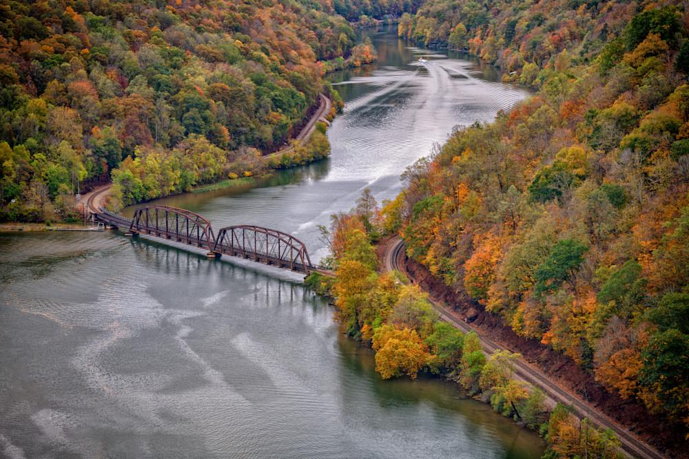 Hawk's Nest Bridge | Shop Photography by Rick Berk