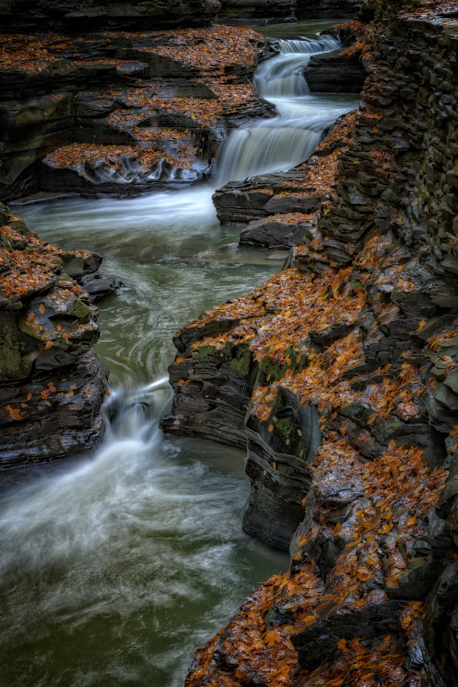 Spiral Gorge in the Fall | Shop Photography by Rick Berk