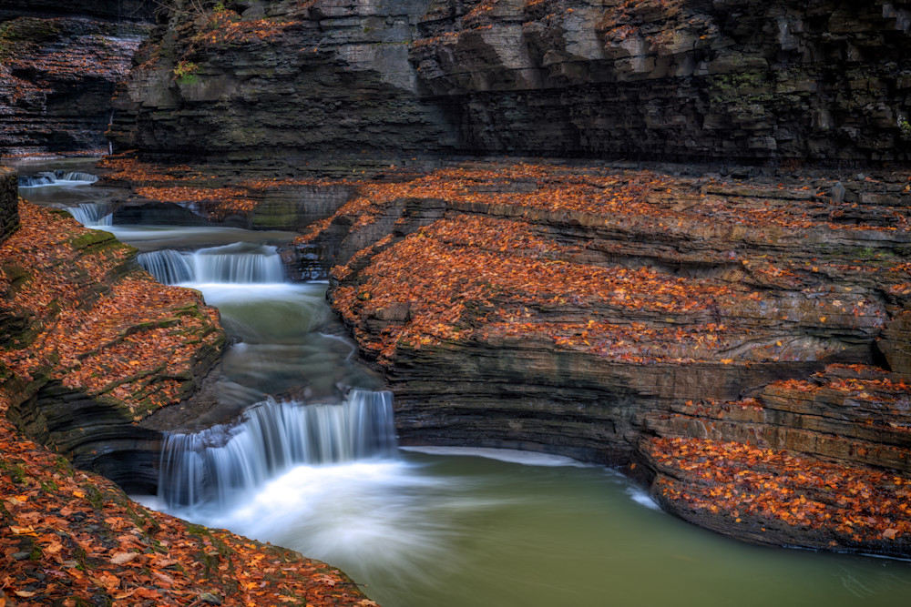 Autumn in the Glen of Pools | Shop Photography by Rick Berk
