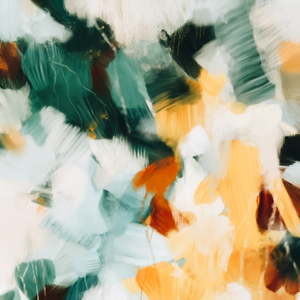 Reverie- Limited edition abstract art print