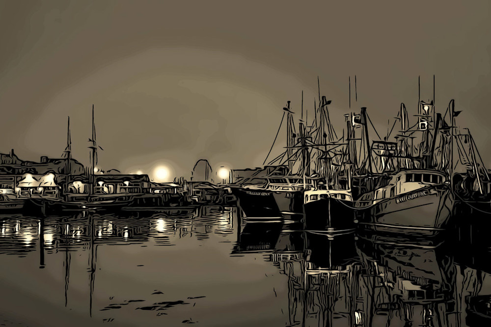 Harbor Cove Art | capeanngiclee