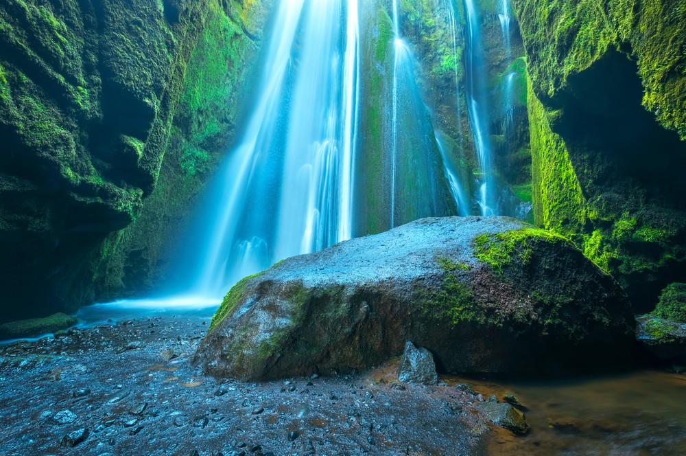 Glujafross Falls Photography Art | Derrick Snider Imagery