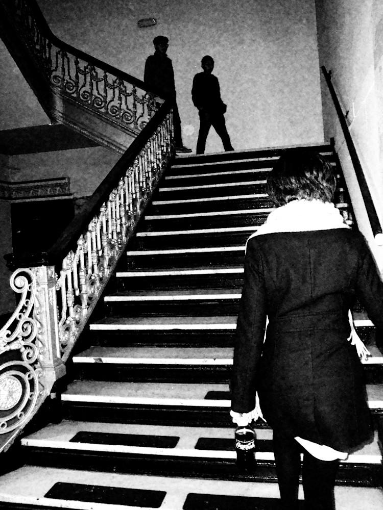 Going Upstairs Photography Art | Rosanne Nitti Fine Arts