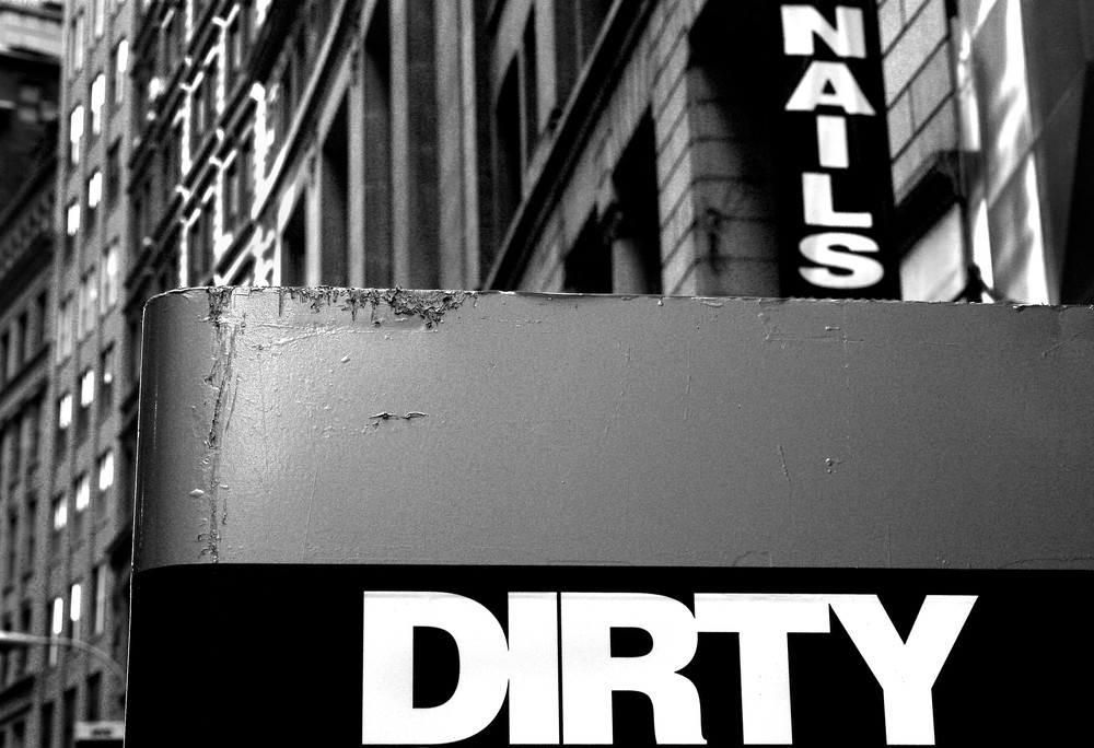 Dirty Nails Photography Art | Peter Welch