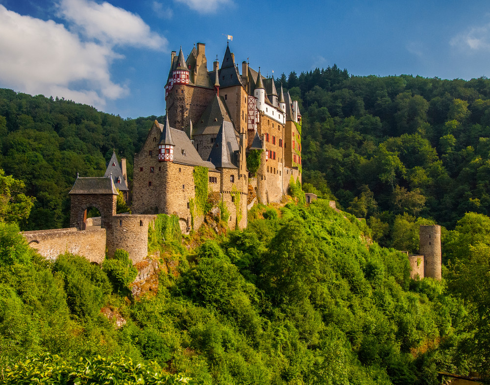 Burg Elz Castle, Mosel Valley, Germany Photography Art | Craig Primas Photography
