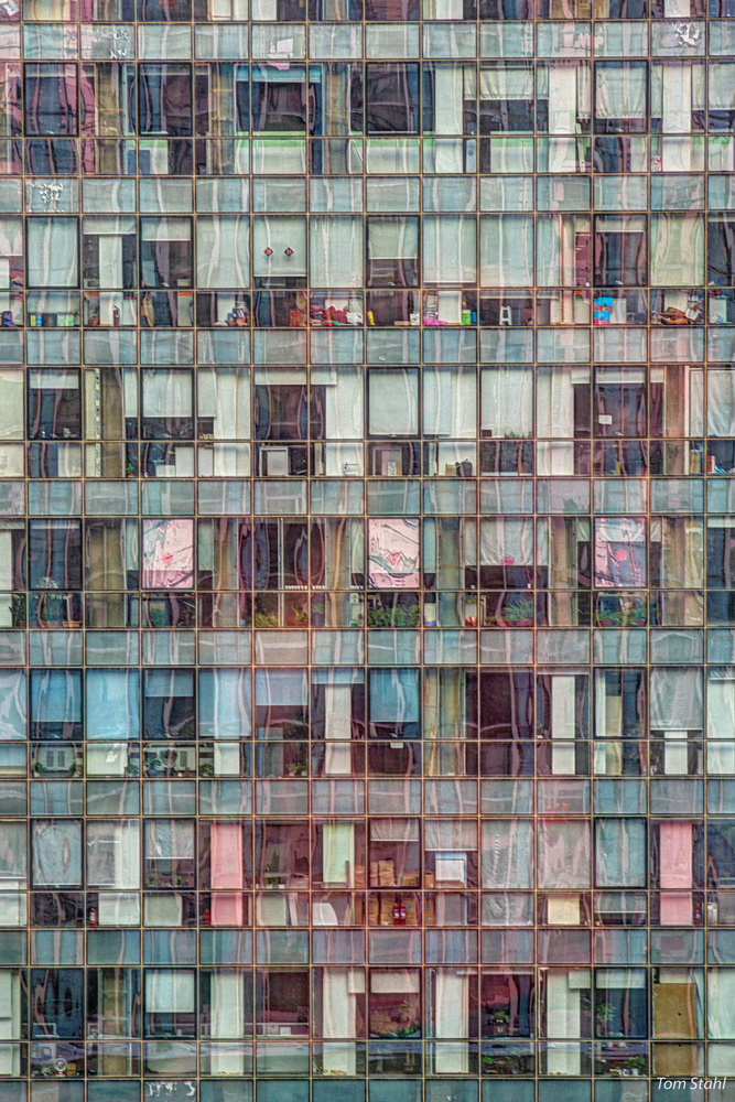 Beijing Office Building, 2017. Photography Art | Tom Stahl Photography