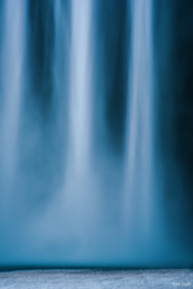 Skogafoss Waterfall, 2016.
