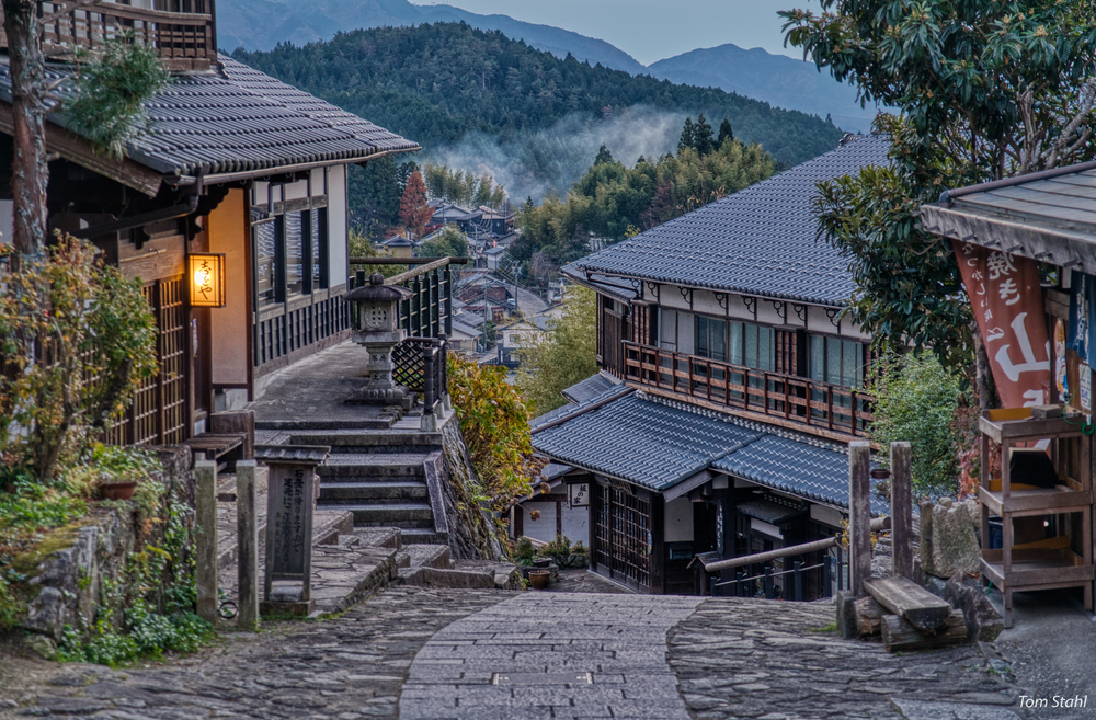 Magome, Japan, 2018. Photography Art | Tom Stahl Photography