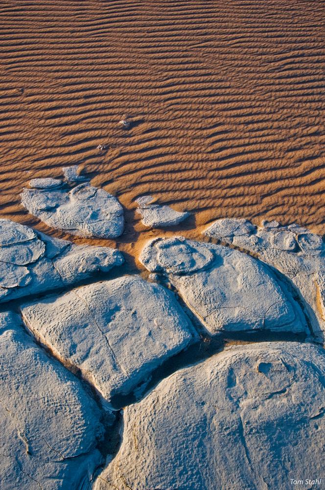 Death Valley patterns, 2009.