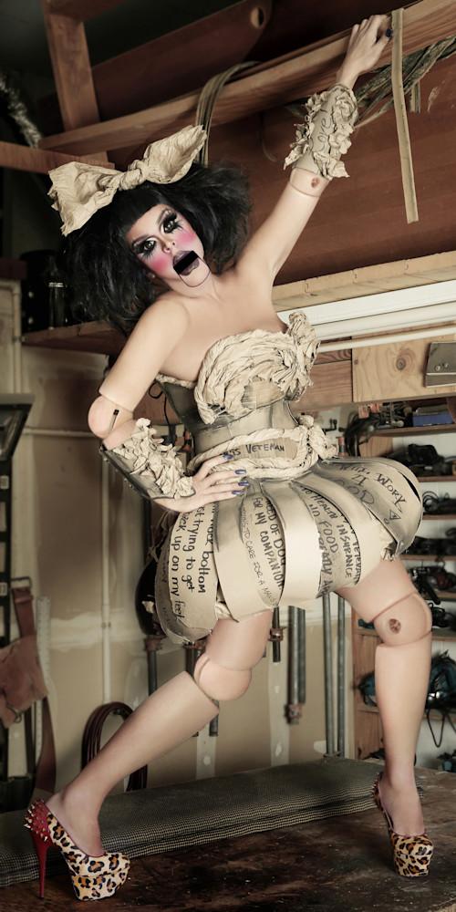 Sassy Devine. The Doll Photography Art | Kristofer Reynolds Photography