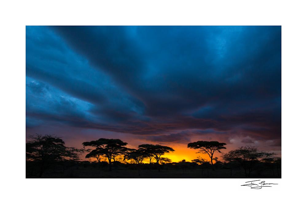 Sunset Storm Photography Art | Tim Laman