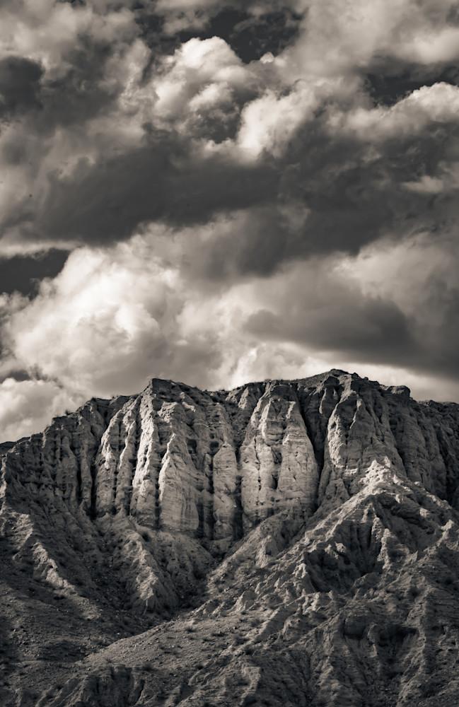 Eroded Hillside Palm Springs Photography Art | Dan Katz, Inc.
