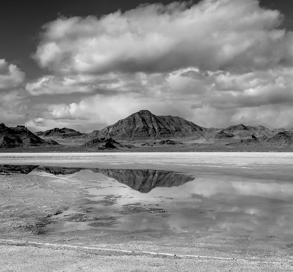 Bonneville Salt Flats 2 Photography Art | Dan Katz, Inc.
