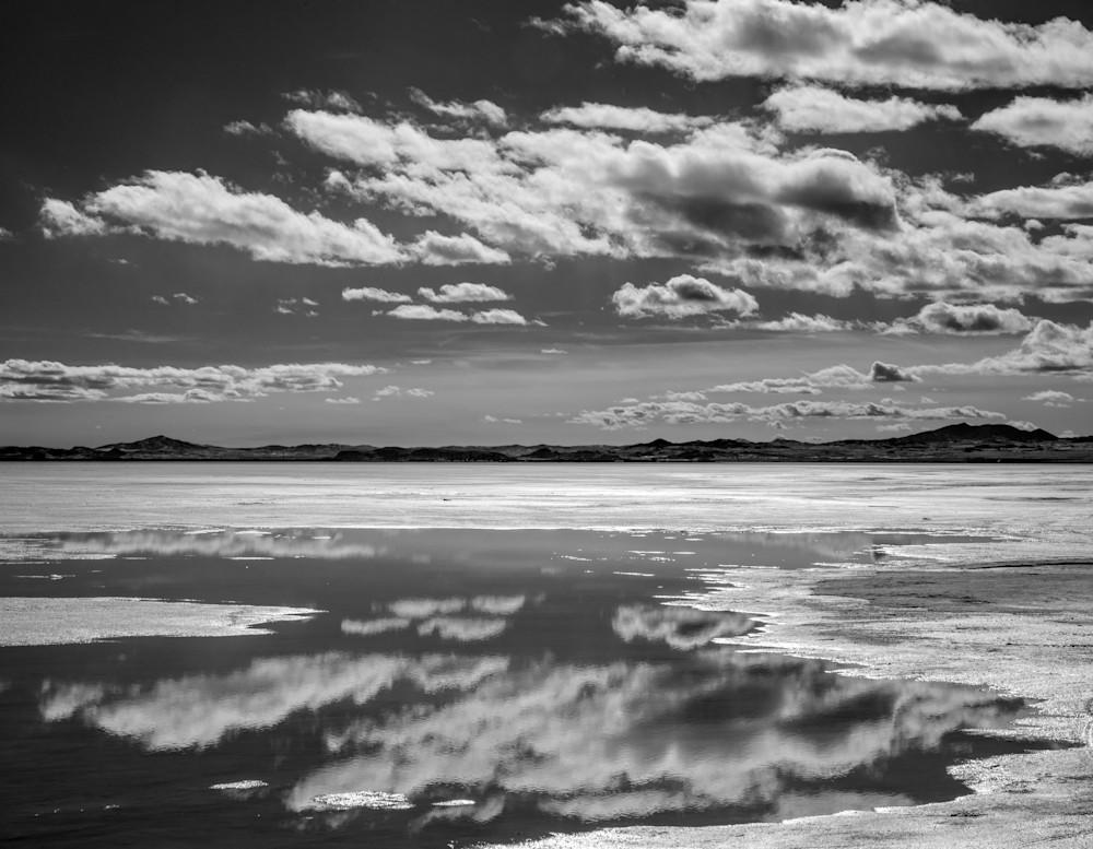 Bonneville Salt Flats 3 Photography Art | Dan Katz, Inc.