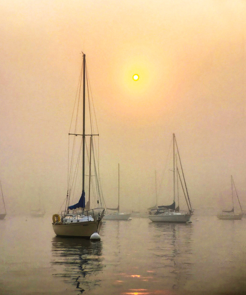Sailboats At Rest Art | Mark Stall IMAGES