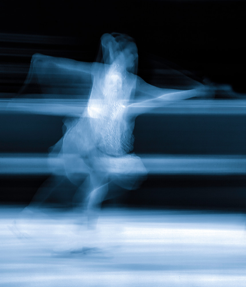 Olympic Skater 2 Photography Art | Dan Katz, Inc.