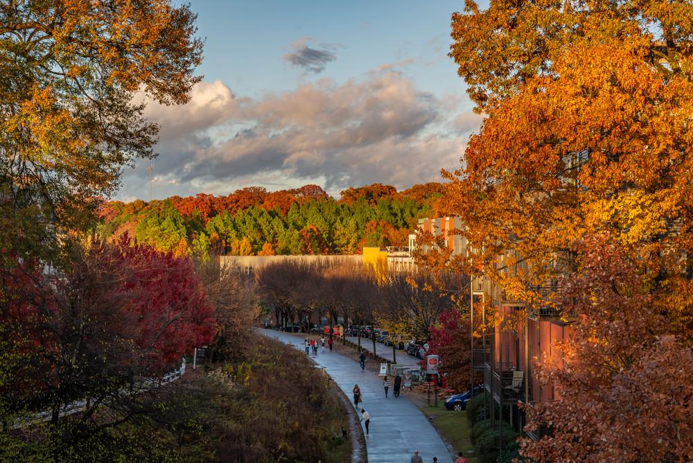 Highland Avenue View | Susan J Photography [fine-art prints]