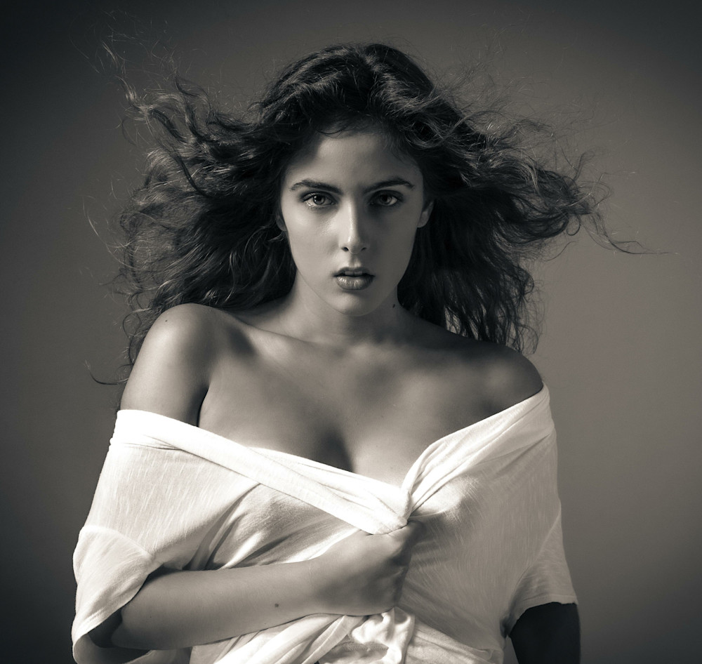 Lina Expressive Portrait