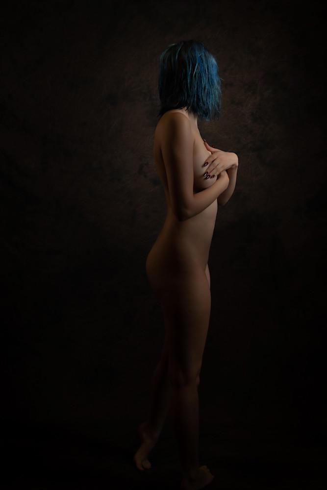 Rhapsody In Blue Photography Art | Dan Katz, Inc.