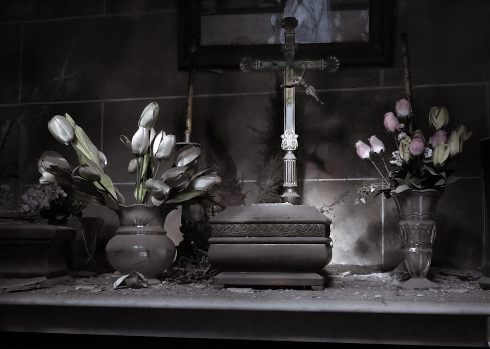 In Christ S Care Now Photography Art | Dan Katz, Inc.