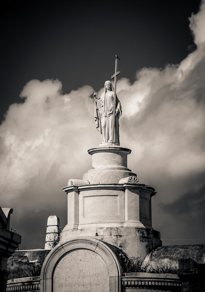 Holy Angel Metarie Cemetery New Orleans 2017