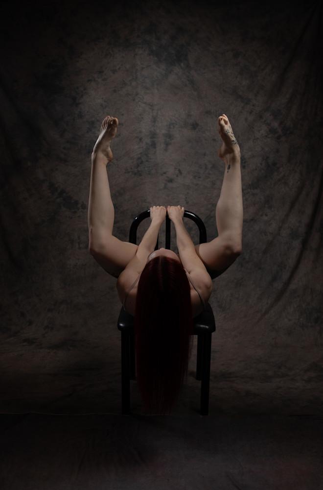 Black Chair #5 Photography Art   Dan Katz, Inc.