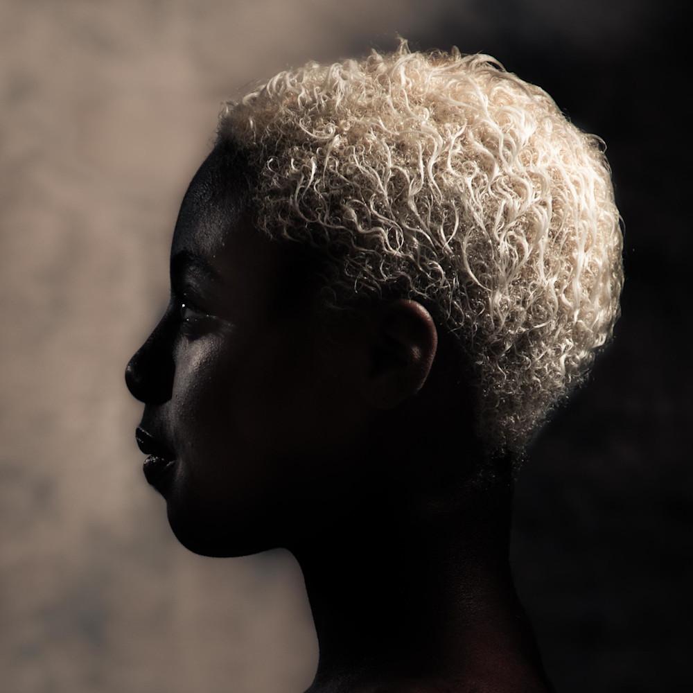 Niara Profile Photography Art | Dan Katz, Inc.