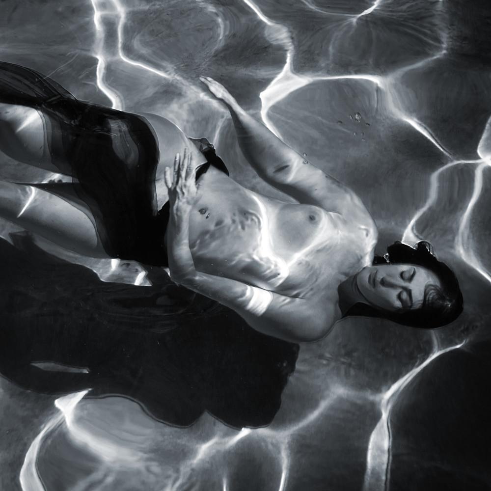 Lindsay Pool 7 Bw Photography Art   Dan Katz, Inc.