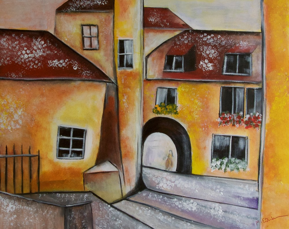 Old Town Art | Marie Art Gallery