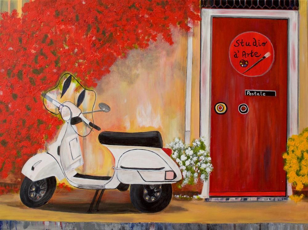 Studio D' Arte Art | Marie Art Gallery