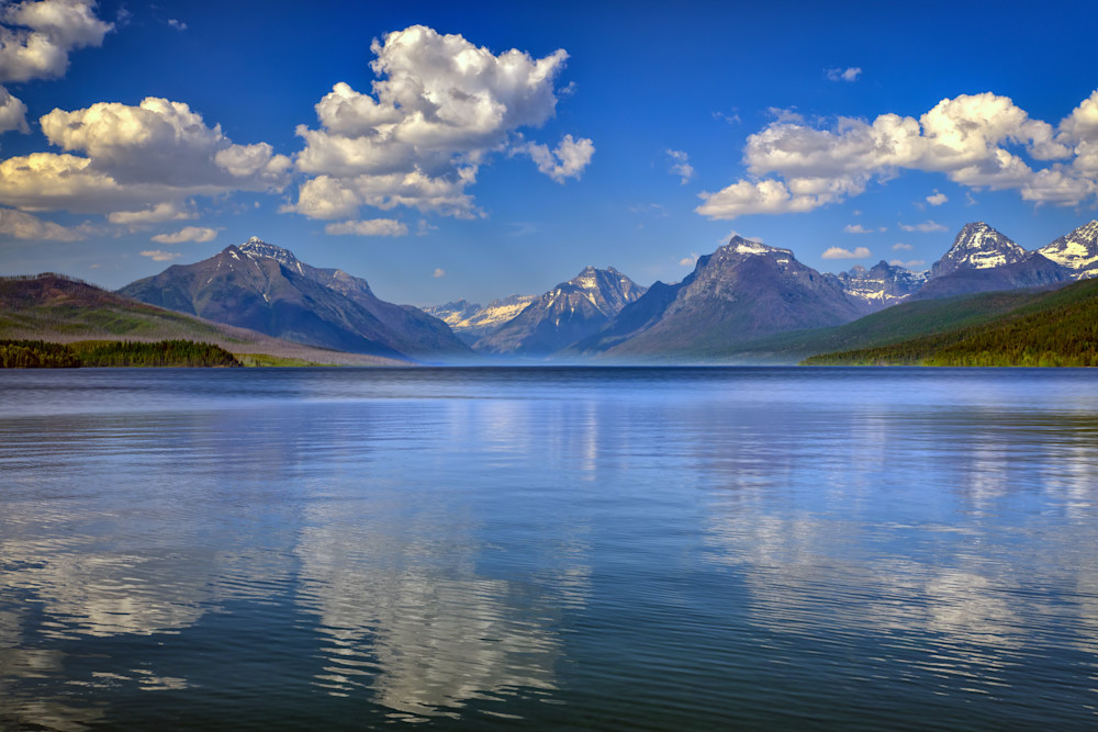 Lake McDonald, Glacier National Park | Shop Photography by Rick Berk