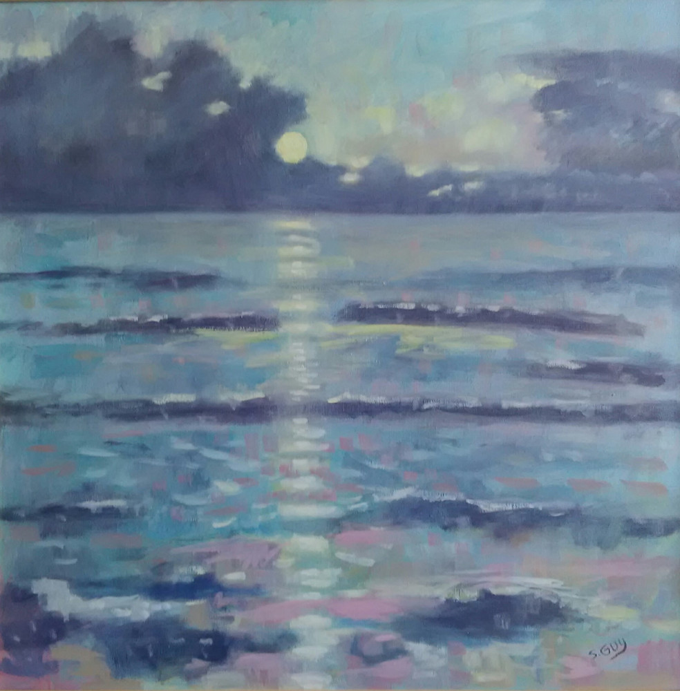 Ocean Dreaming Art | Sharon Guy