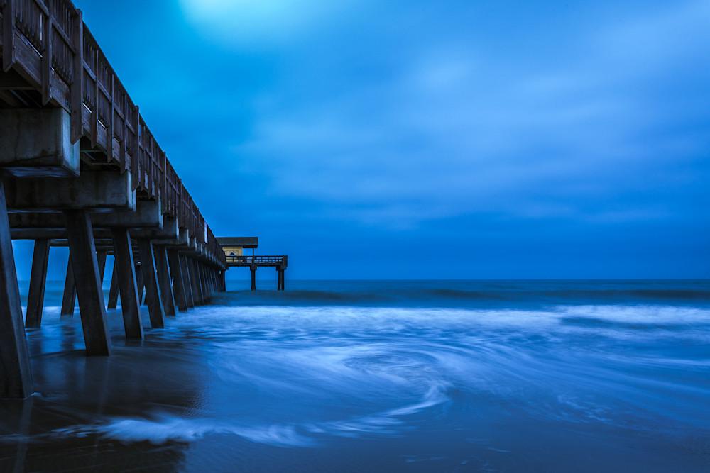Tybee Pier Rip Tide