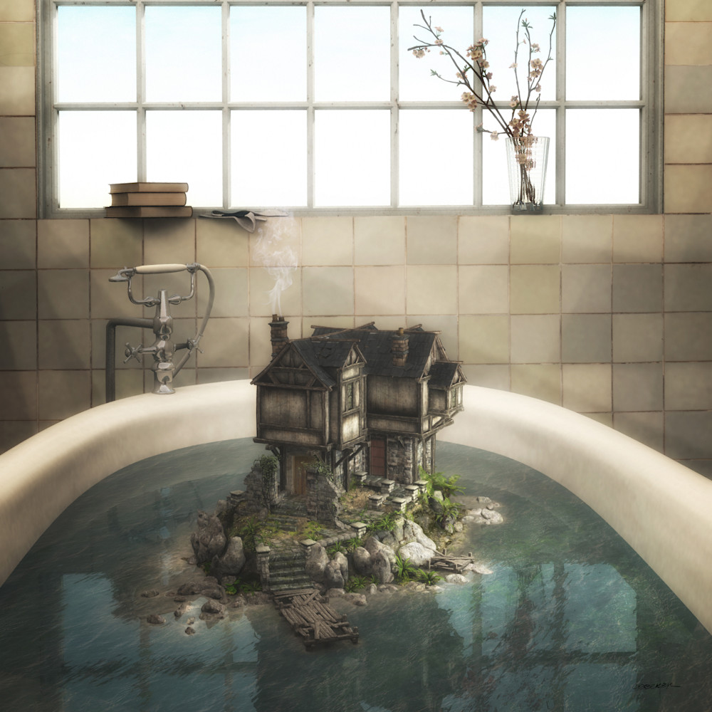 The Bath | Cynthia Decker