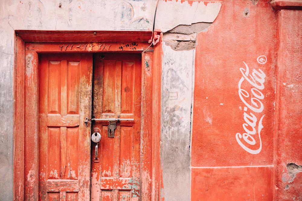 Coca Cola Neighbor Photography Art | Kirby Trapolino Fine Art Photography
