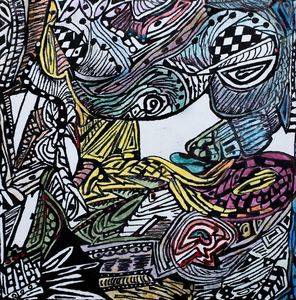Study  9 Art   Aldo Borromei