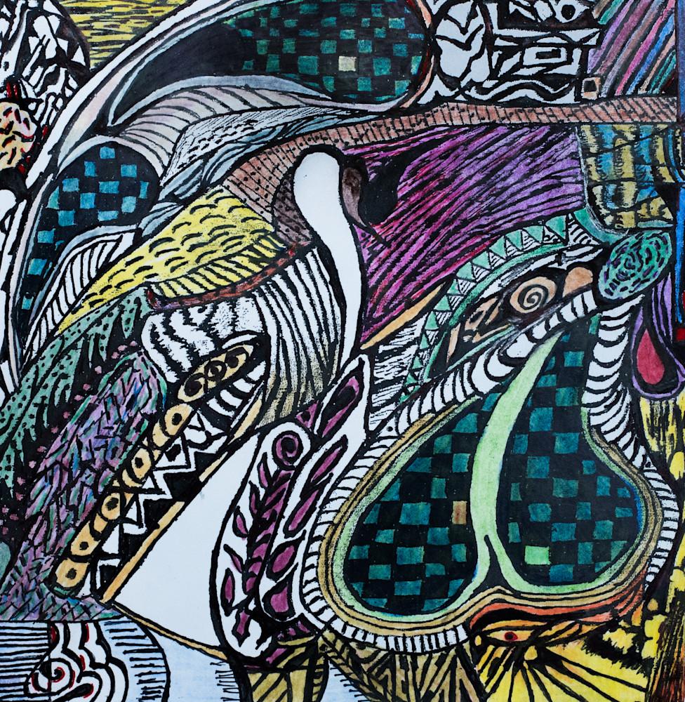 Study  11 Art | Aldo Borromei