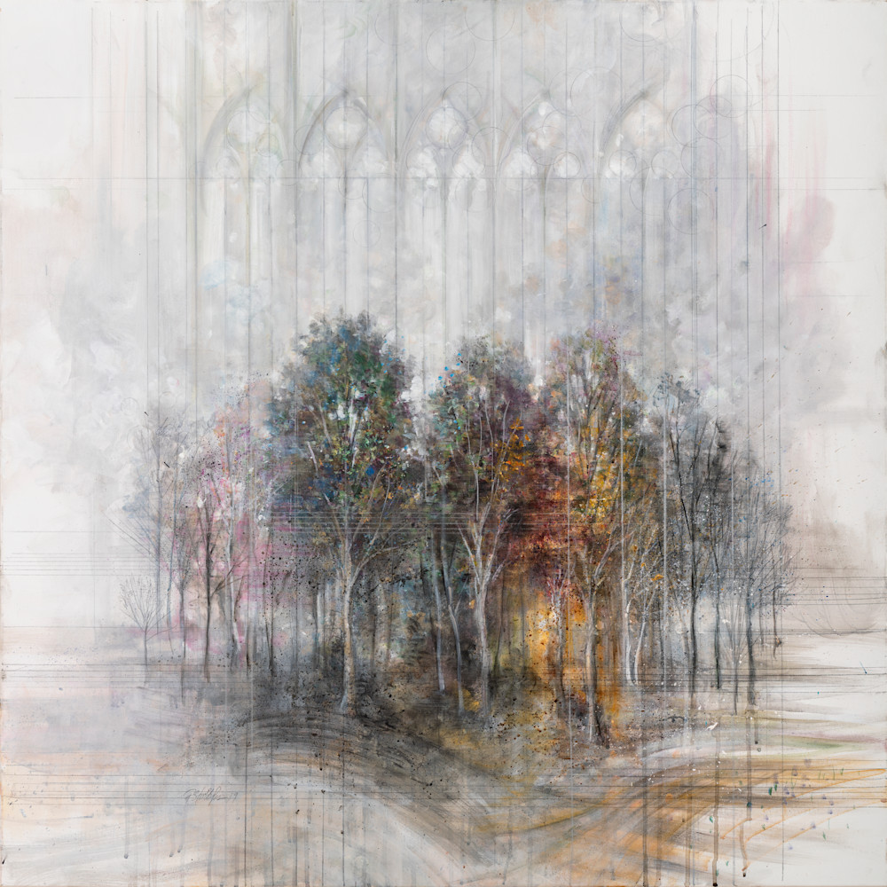 Cathedral Of Trees Art | Freiman Stoltzfus Gallery