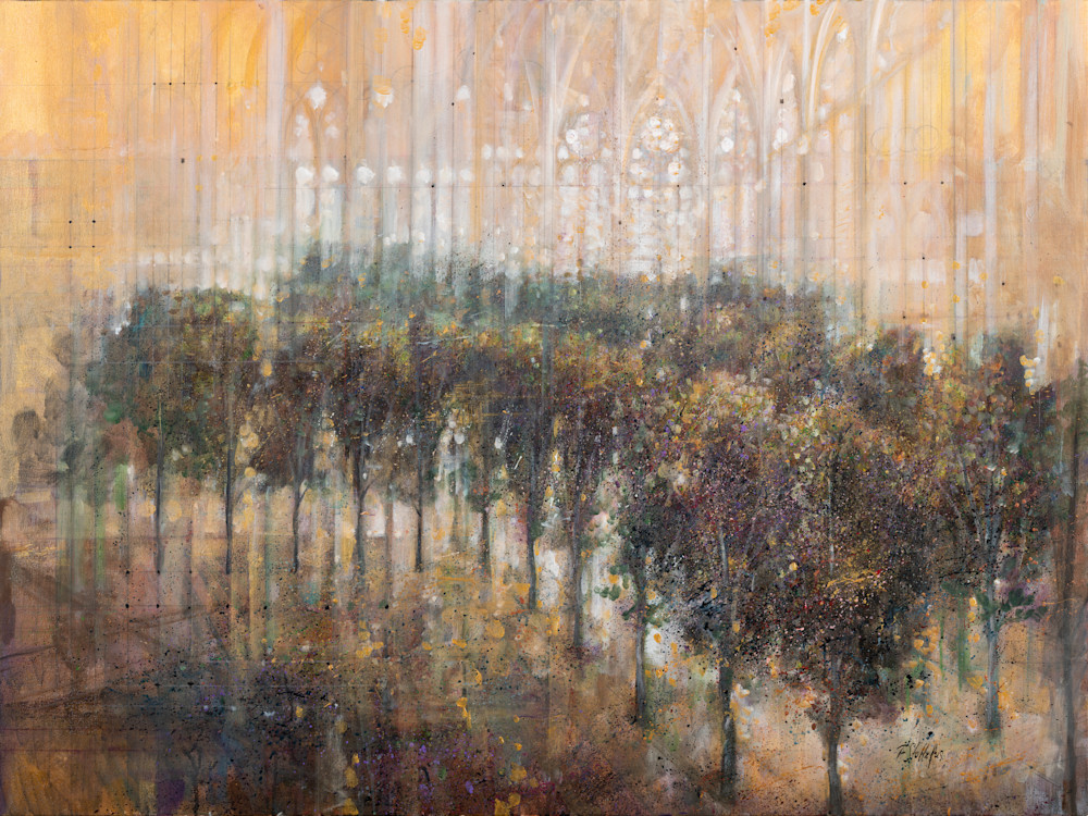 September Cathedral Art | Freiman Stoltzfus Gallery