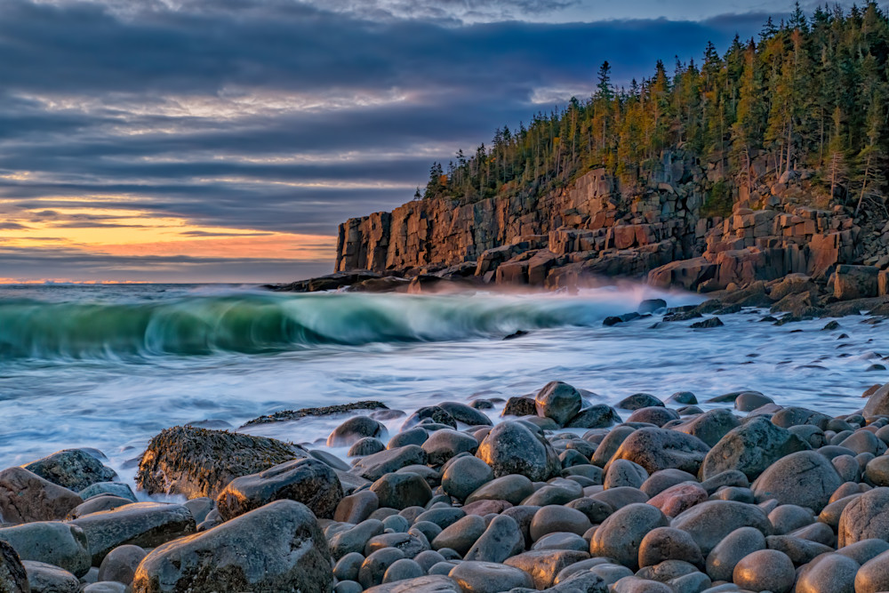 Boulder Beach Dawn | Shop Photography by Rick Berk