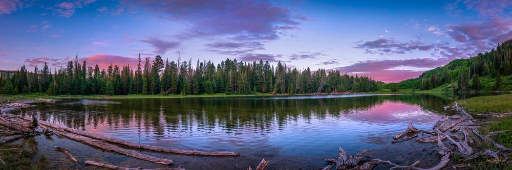 Cove Lake Sunset