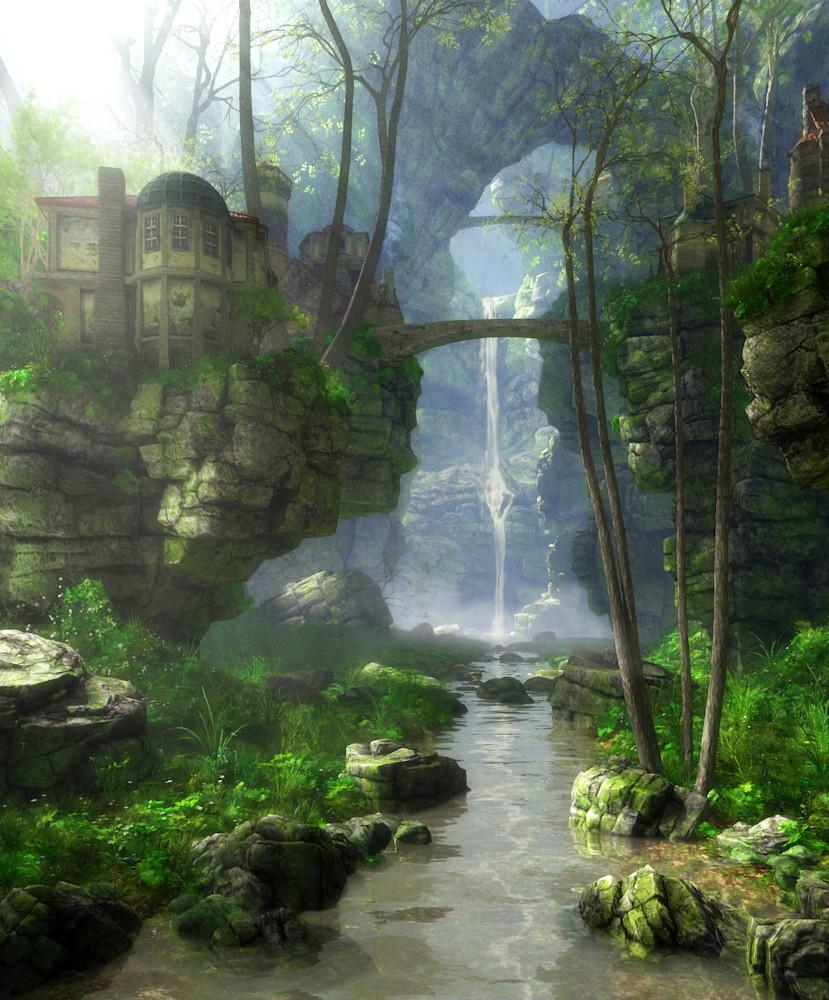 Mist Valley | Cynthia Decker