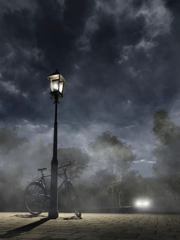 Ominous Avenue | Cynthia Decker