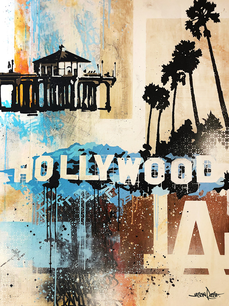 City Of Angels Art | Designs by Roose