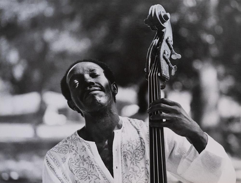 Duke, The Bass Player, New York City Photography Art | Ben Asen Photography