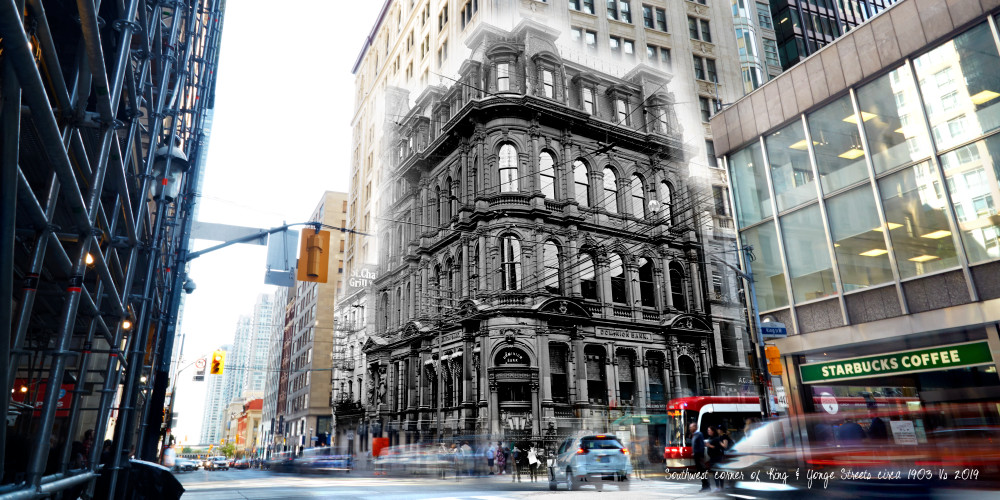 Past Present - Dominion Bank