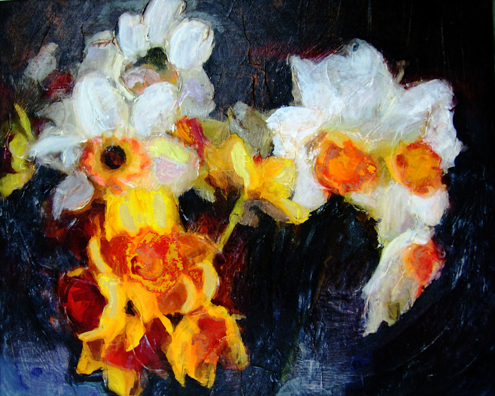 Daffodil Choir 2020 Art | Carla Dreams