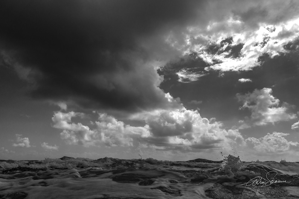 Coming Storm Photography Art | cosimo scianna