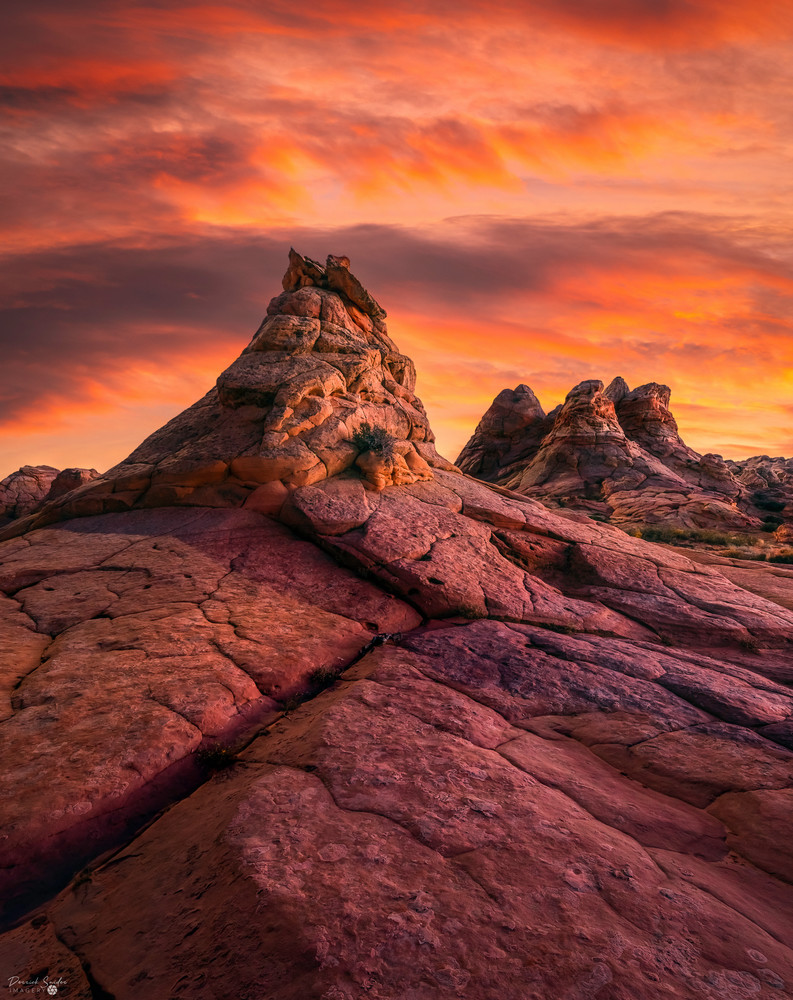 Witches Hat Sunset Photography Art | Derrick Snider Imagery